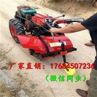 小型四驱手扶拖拉机 多用途手扶旋耕机