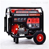 伊藤汽油发电机组YT6500DCE3-2