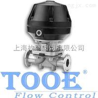 进口卫生级气动隔膜阀G681X