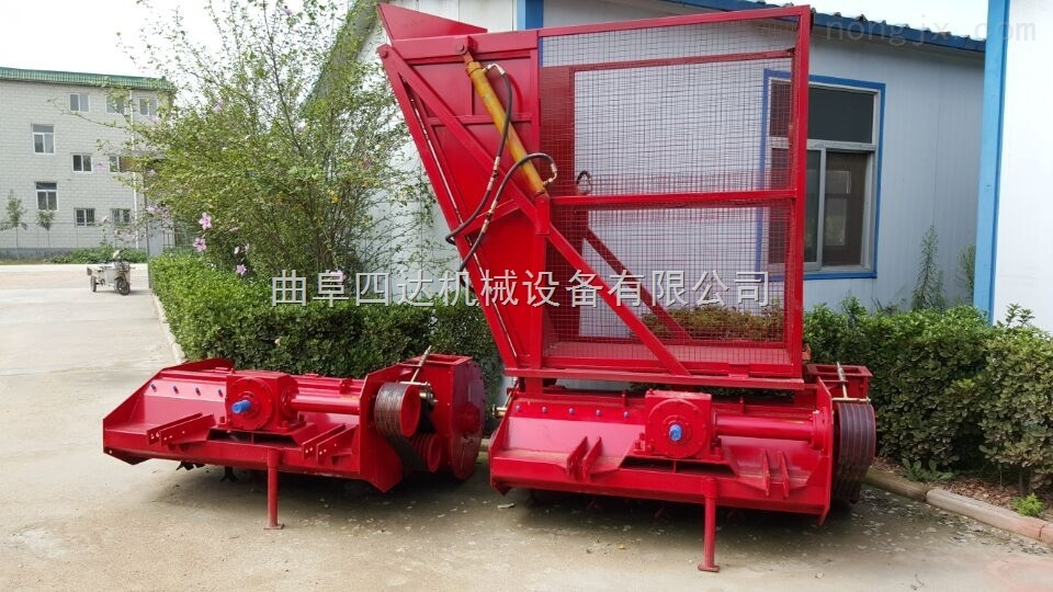 牵引式玉米秸秆青贮收获机 秸秆回收机