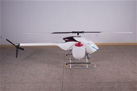 水星一号植保电动直升机的使用