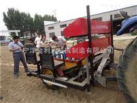 山东田耐尔2ZBX-2型牡丹专用移栽机全面跟踪服务