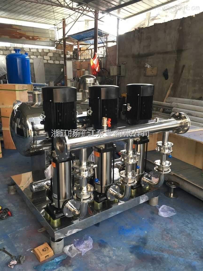 不銹鋼水箱 無負壓供水設備 箱式無負壓供水設備 恆壓變頻供水設備