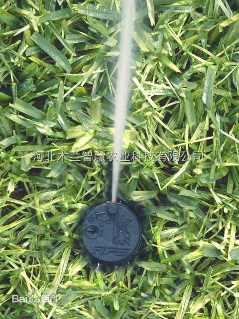 园林灌溉地埋旋转喷头草坪喷头
