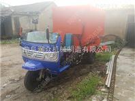 热销厂家 大小规格撒料车 专业生产牛羊场撒料车