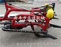 小型花生收获机 手扶车带山坡专用收获机