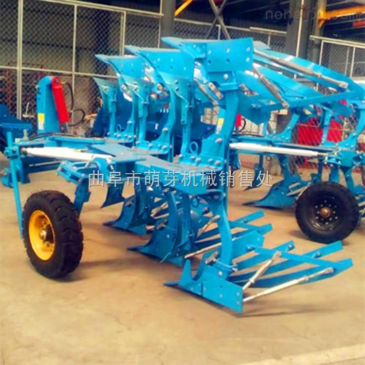 台北深耕液压翻转犁 拖拉机带翻转犁生产厂家