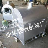 全自动电加热炒货机 大型花生瓜子滚筒炒锅