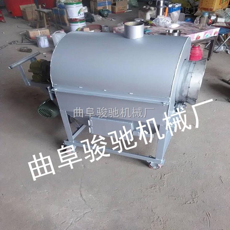 JC-小型粮食烘干机 多种型号炒货机 电加热滚筒炒锅