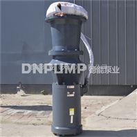 大流量_斜拉式简易轴流泵_紧急排水泵