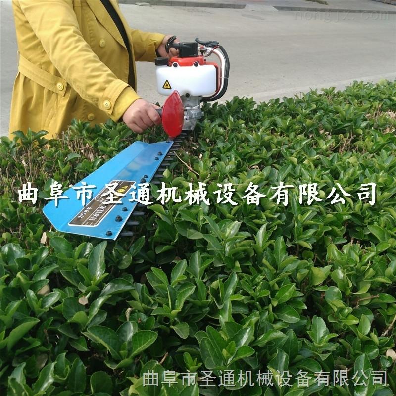 新式茶園修剪機 多功能雙面綠籬機