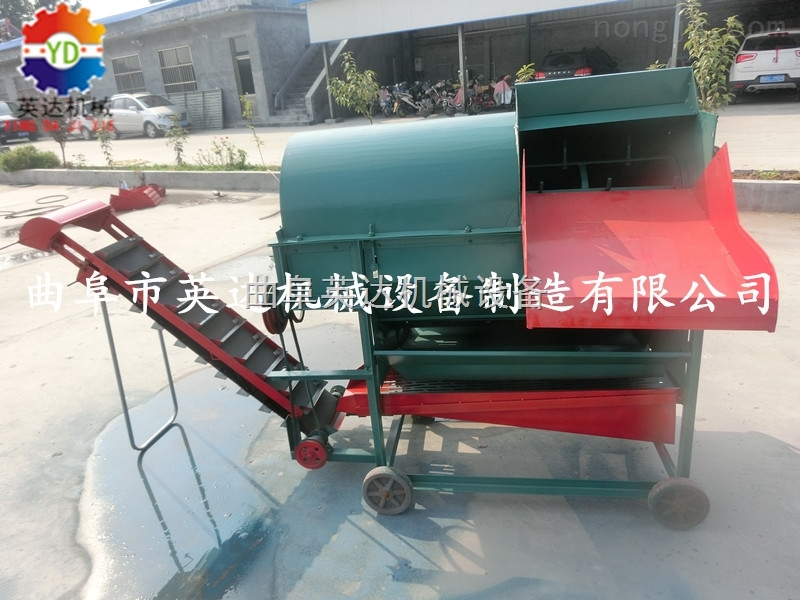 YD-ZG機0破損率產量高/暢銷型家用小型花生摘果機