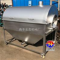 大型炒瓜子机器价格 订做不锈钢内胆炒锅机 节能型加热炒锅厂家