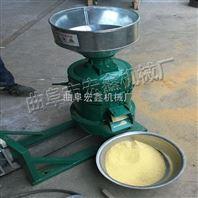 谷子脱皮碾米机 家用小型碾米机价格 稻谷脱壳机厂家