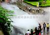 广西纪念馆造景雾森系统喷雾造景系统