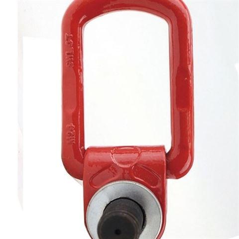G80侧拉旋转吊环-保定市凯莱索具有限公司