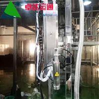云南果汁饮料液氮加注机
