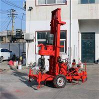 BK-農田多用途地源熱泵車載鉆機