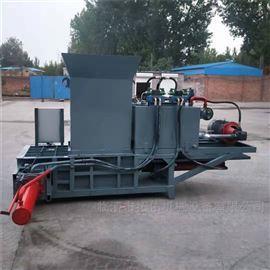 ZYD-80家用秸秆打包机 套袋牧草压块机厂家
