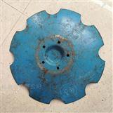 农机厂家雷肯耙片3490467缺口耙片620*6mm