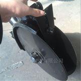 懸浮式小麥播種機雙圓盤開溝器