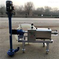 河北泔水处理机 批发猪粪分离机 挤干机设备