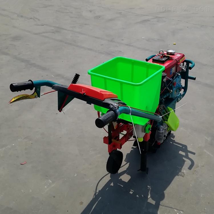 烟台农用玉米施肥精播机