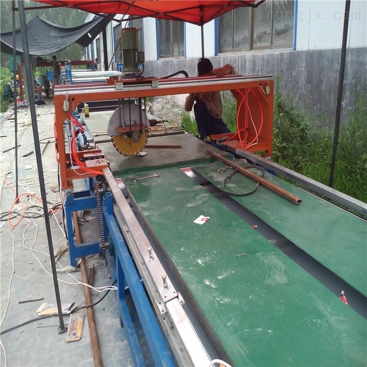 玻镁装饰板码垛机厂A氧化镁防火地板生产线