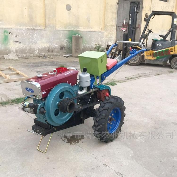 农用电启动手扶拖拉机