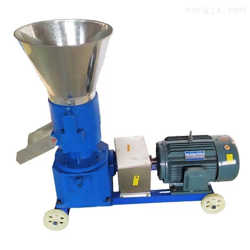 安徽小型电动饲料颗粒机