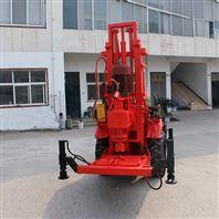 BK-实用性强正循环拖拉机履带钻机卷扬机
