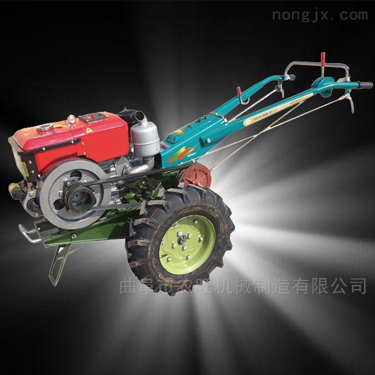 多功能农田用旋耕犁地机