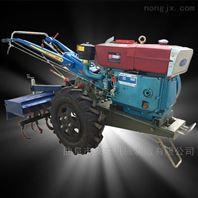 15马力手扶拖拉机 大马力多功能旋耕机