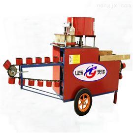 TZB-80天华营养土花盆装土机