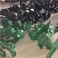 园林机械种树苗挖树坑机钻头大小可调