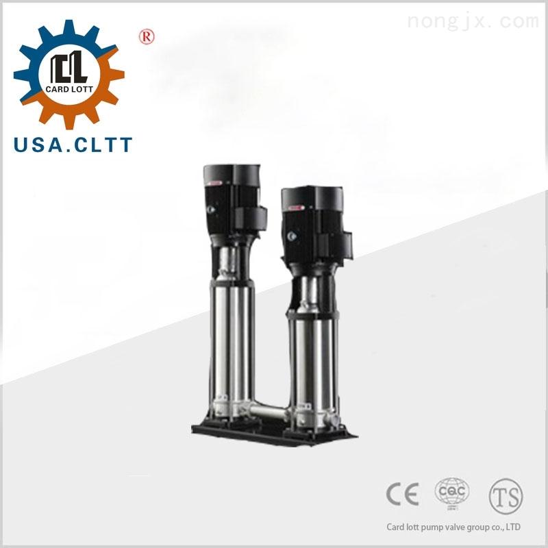 美国卡洛特进口立式高压泵