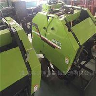 陕西工厂直销小麦秸秆捡拾打包机
