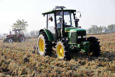 山丹县今年已下达农机深松整地补贴资金800万元