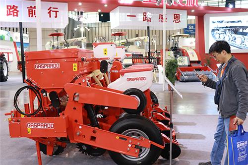 山西省继续开展农机新产品购置补贴试点工作,试点机具征集已开始