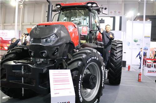 甘肃省关于2020年90马力以上系列四轮驱动拖拉机补贴额的公告