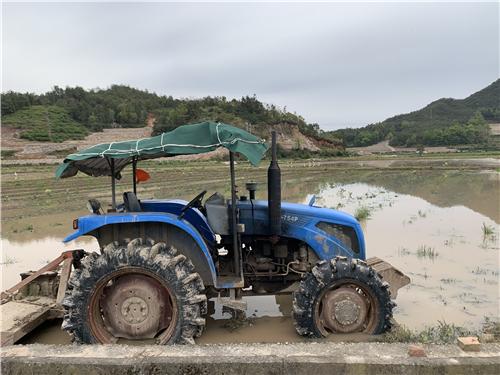 江蘇無錫市政府發布《關于調整拖拉機通行管理措施的通告》