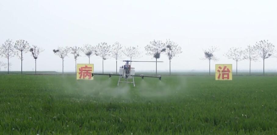 高科新农:中国农业植保领航者