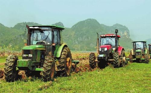 市重点打造农机高端装备制造产业链