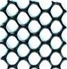 批发生产 优质大眼塑料平网 abs养殖塑料平网